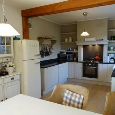 Vakantiehuis Ardennen Keuken